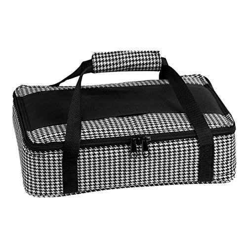 Houndstooth Carrier - 6
