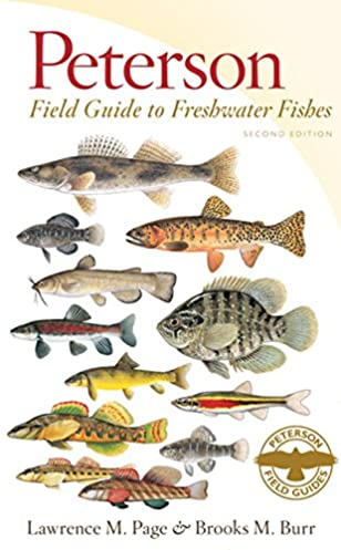 peterson field guide to freshwater fishes second edition peterson rh amazon com peterson field guide to bird sounds peterson's field guide to edible wild plants pdf