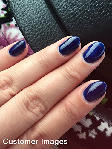 Amazon.com : AIMEILI Soak Off UV LED Gel Nail Polish - Navy Seals ...