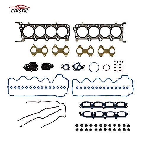 ERISTIC EHF0062 Head Gasket Set For for 07-12 Ford Expedition F150 F250, Lincoln Navigator 5.4L V8 TRITON VIN V 5