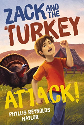 Amazon.com: Zack and the Turkey Attack! eBook: Phyllis ...
