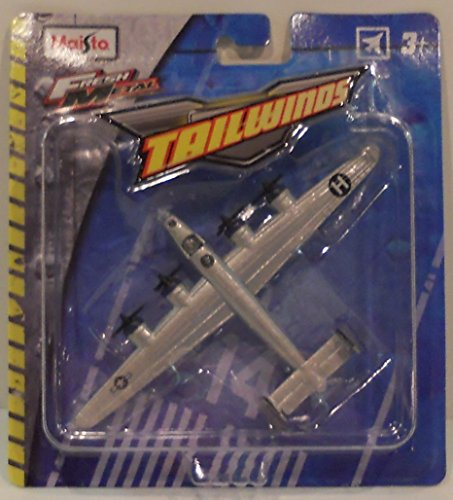 Tailwinds Maisto B-24 Liberator (1:87 Scale) Die Cast Airplane