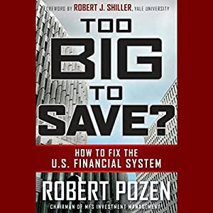 Too Big to Save? Audiobook