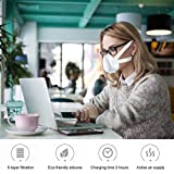 USB Charging Electric Purifier Smart Respirator