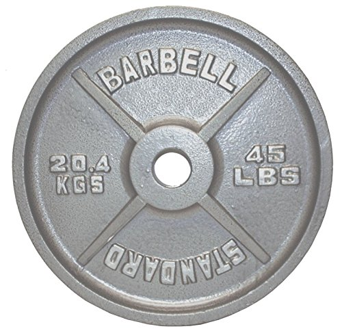Troy USA Sports Olympic Weight Set by Serious Steel Fitness (Image #1)