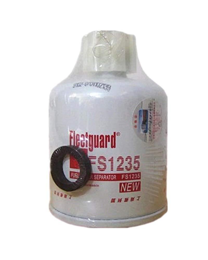 Fleetguard Fuel//Water Sep Spin-On FS1235