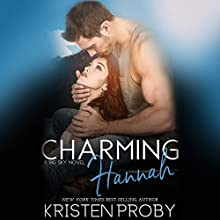 Charming Hannah Audiobook by Kristen Proby Narrated by Morais Almeida, Patrick Garrett