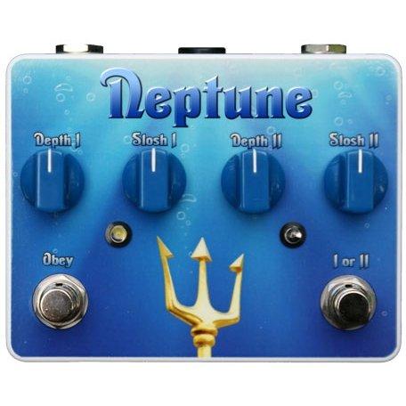 Tortuga EFFECTS Neptune Dual Opto Vibe