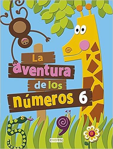 La Aventura De Los Números 6 - 9788444176789 por Díez Torío Ana María epub