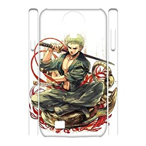 J-LV-F One Piece Phone 3D Case For Samsung Galaxy S4 i9500 [Pattern-4]