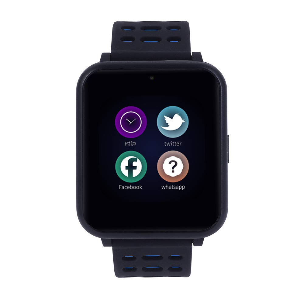 Amazon.com: FEDULK Smart Watch Waterproof Sports Fitness ...