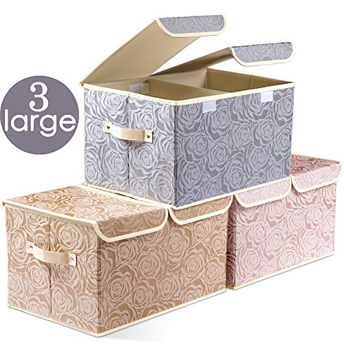 Decorative Organizer Containers Removable 17 3x11 8x9 8 product image