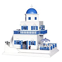 DIY Wooden Miniature Dollhouse Kit 1 24 Scale Doll house with Furniture LED Light House Music house Wooden toys