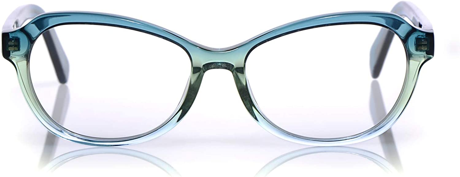 eyebobs Unisex Clearly Turquoise 1.75