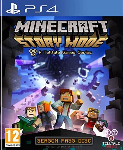 Minecraft: Story Mode: Amazon.es: Videojuegos