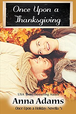 book cover of Once Upon a Thanksgiving