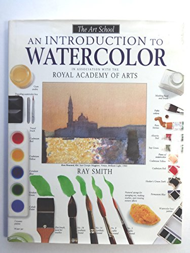 An Introduction to Watercolor (DK Art School)