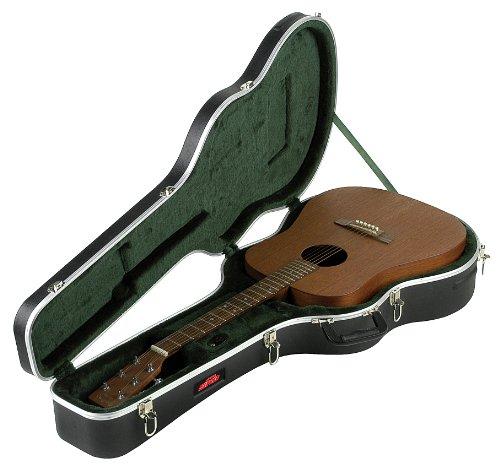 SKB Acoustic Case Shaped Hardshell, Standard Latches, Handle (610 Handle)