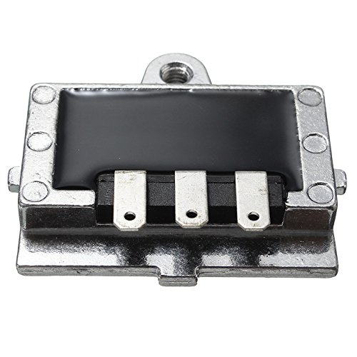Price comparison product image Quickbuying 1PCS 20AMP 12 Volts Replacement Voltage Regulator Rectifier AC B+ AC For Jon Deere & Onan Engines Durable Quality Rectifiers