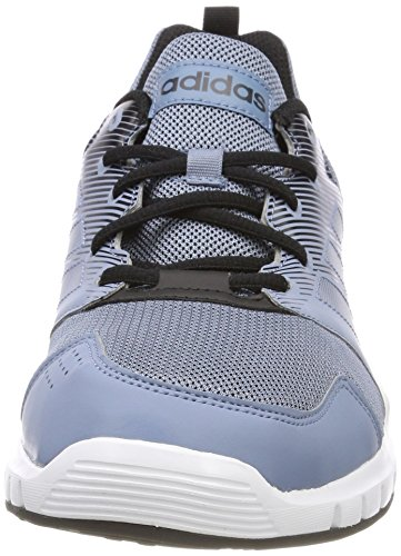 Adidas Raw S18 Star Essential Black Chaussures Grey Fitness 3 Homme core De Black Multicolore raw carbon S18 q4qrSZx
