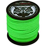 GM CLIMBING 650lb/1000lb Arborist Throw Line 180feet 100% UHMWPE for Tree Climbing Outdoor General Purpose
