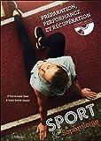 Sport & Sophrologie - Préparation, performance et récupération - Livre + CD MP3