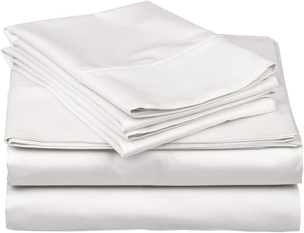 5* EXTRA DEEP FRILLED VALANCE SHEET 400 THREAD COUNT 100/% EGYPTIAN COTTON