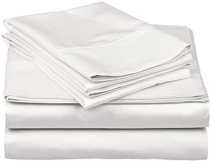 3cf276452ad8 Amazon.com: True Luxury 1000-Thread-Count 100% Egyptian Cotton Bed ...