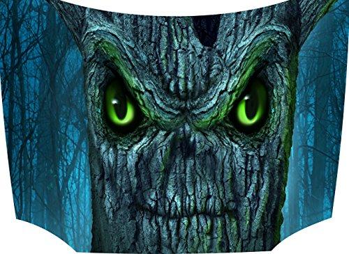 Bonnet Sticker Tree Eyes: