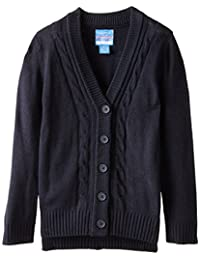 Nautica girls Big Kids Boyfriend High-Low Sweater (Big Kids)