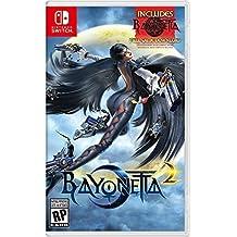 Bayonetta 2 (Physical Game Card) + Bayonetta (Digital Download) - Nintendo Switch