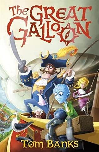 book cover of The Great Galloon