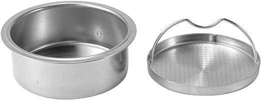 Kreema 51 mm cesta de filtro presurizado con filtro desmontable ...