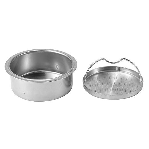 XCSOURCE 51 mm a presión cesta de filtro con filtro desmontable ...