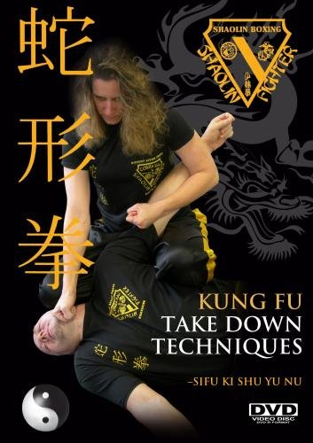 Learn Kung Fu Take Downs and Controls - Instructional Training Video