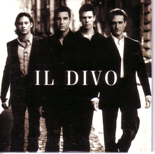 Il Divo Unbreak My Heart (Limited Edition Carded Sleeve 1 Song Dvd Single)