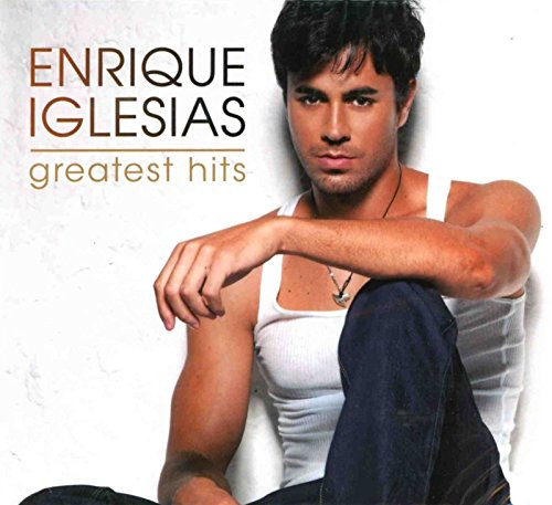 ENRIQUE IGLESIAS - Greatest Hits 2 CD SET (WHITE COVER)