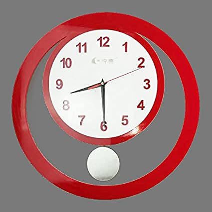 Fort unevin Relojes de Pared Quartz Reloj De Cocina Relojes de Pared según los Reloj de