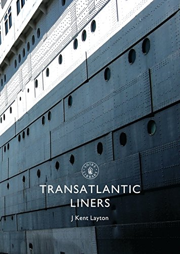 Transatlantic Liners (Shire Library) by Shire Publications