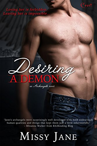 Desiring A Demon by Missy Jane