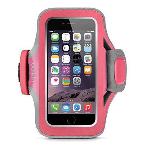 Belkin Slim Fit Armband iPhone Fuchsia