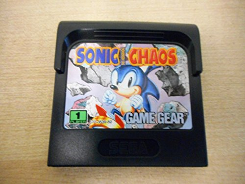 Sonic The Hedgehog Chaos Sega Game Gear Buy Online In Gibraltar At Desertcart