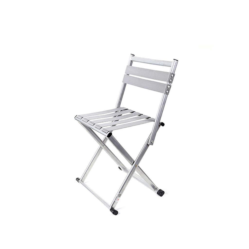 A S FS Chaise De Camping Légère, Chaise De Pliage épaisse De Maison De Tabouret Se Pliante De Tabouret De Pêche Portatif De Trois Couleurs Facultative