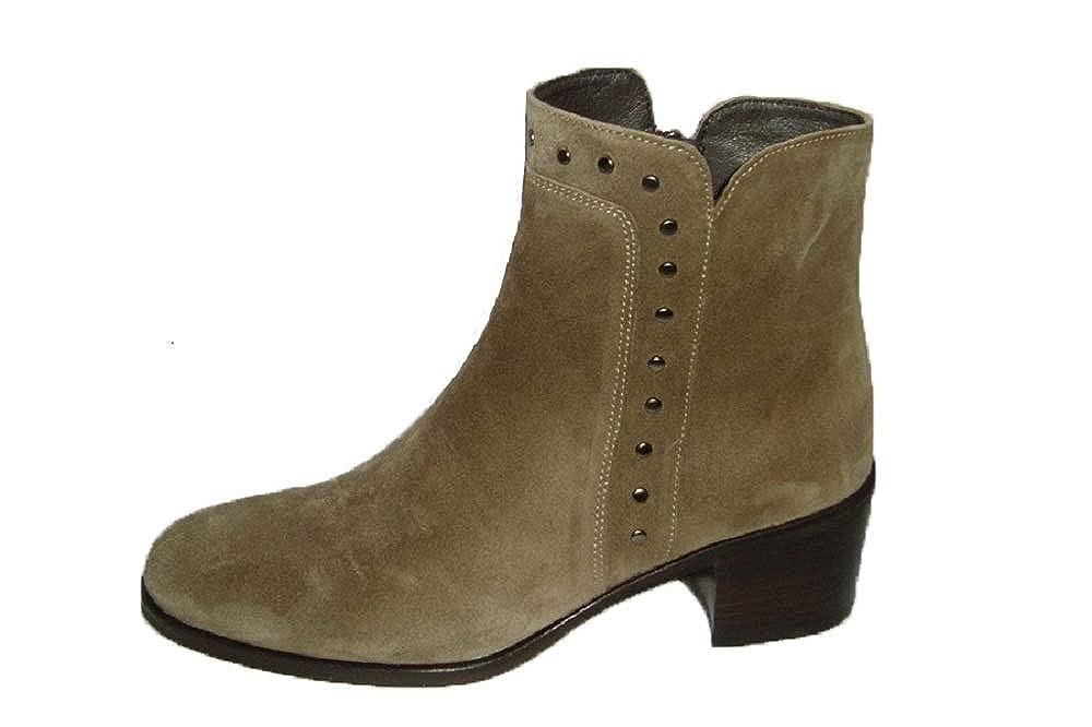 Schuhe Nieves Martín plumers Menorca 5747, Damen Stiefel & Stiefeletten