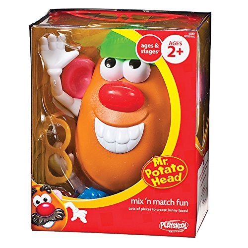 [Playskool Mr. Potato Head] (Mrs Potatoe Head Costumes)
