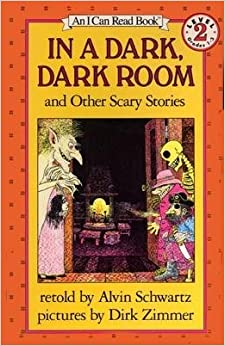 In a Dark, Dark Room and Other Scary Stories [Hardcover] [1984 ...