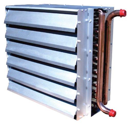 47k BTU Unit Heater Outdoor Furnace Boiler - Single Speed Fan ...
