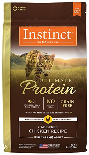 Instinct Ultimate Protein Grain Free Cage Free Chicken Recip