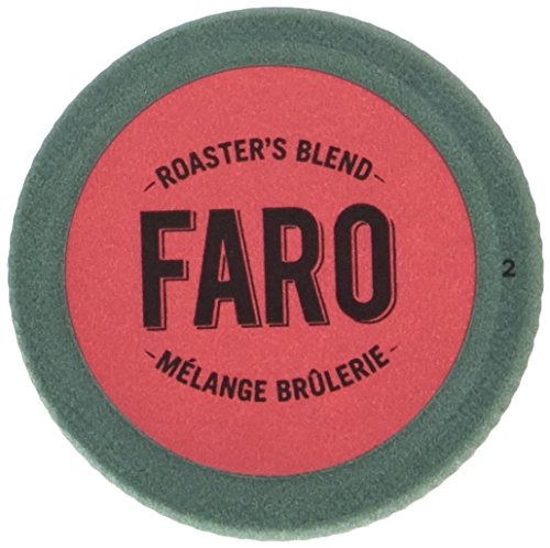 Faro Roasters Compostable Rainforest Alliance product image