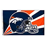 Fremont Die NFL Men,Unisex-Adult,Women 3-by-5 Foot Flag with Grommets